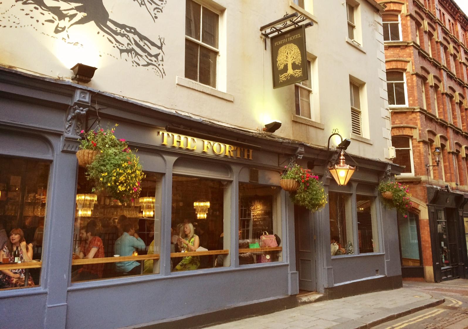 Pub Newcastle - Forth Hotel
