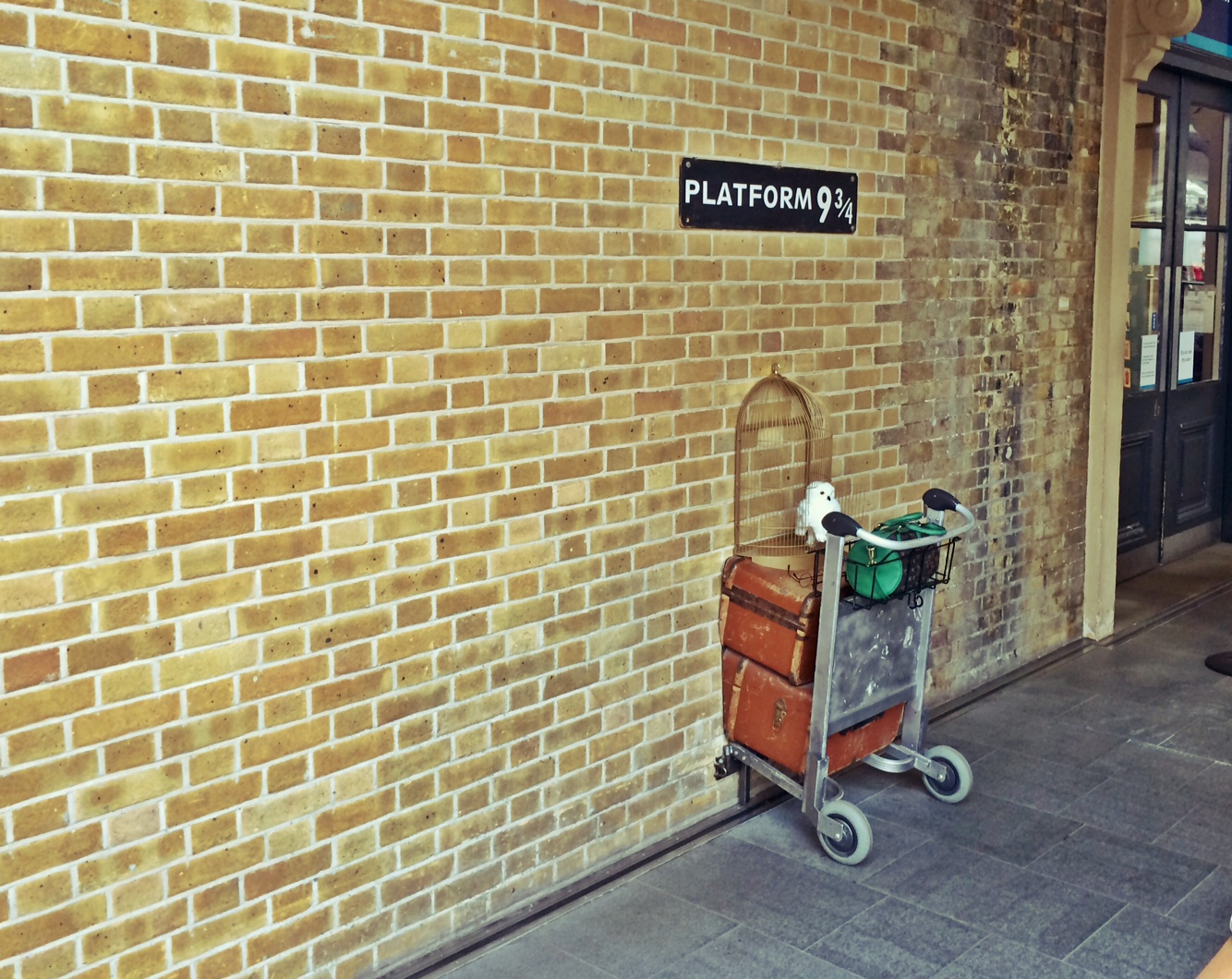 Harry Potter Filmlocatie Londen