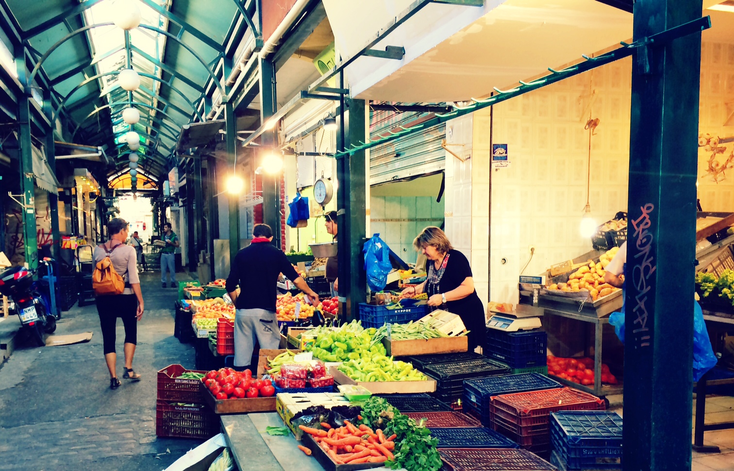 Modiano Market Thessaloniki
