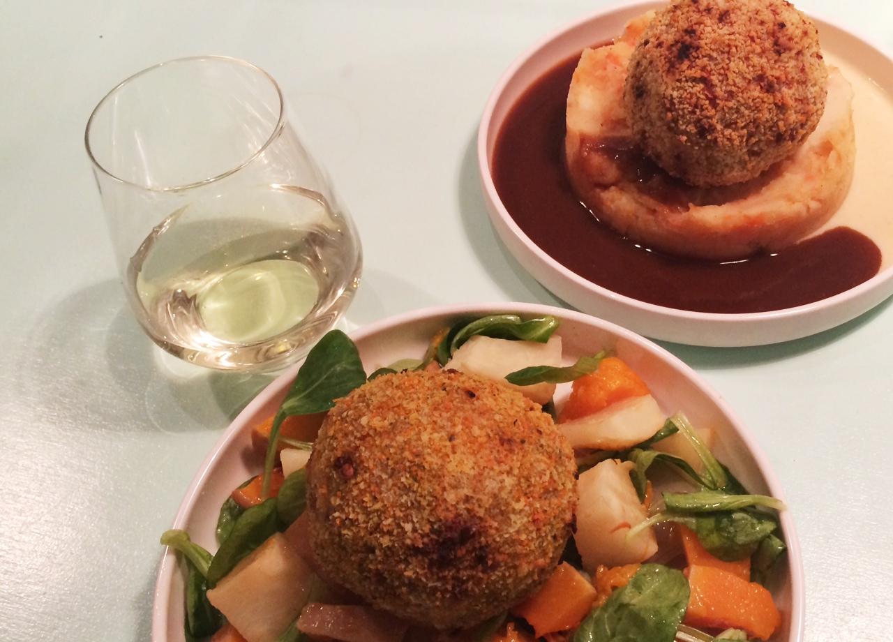 Restaurant Balls & Glory Antwerpen