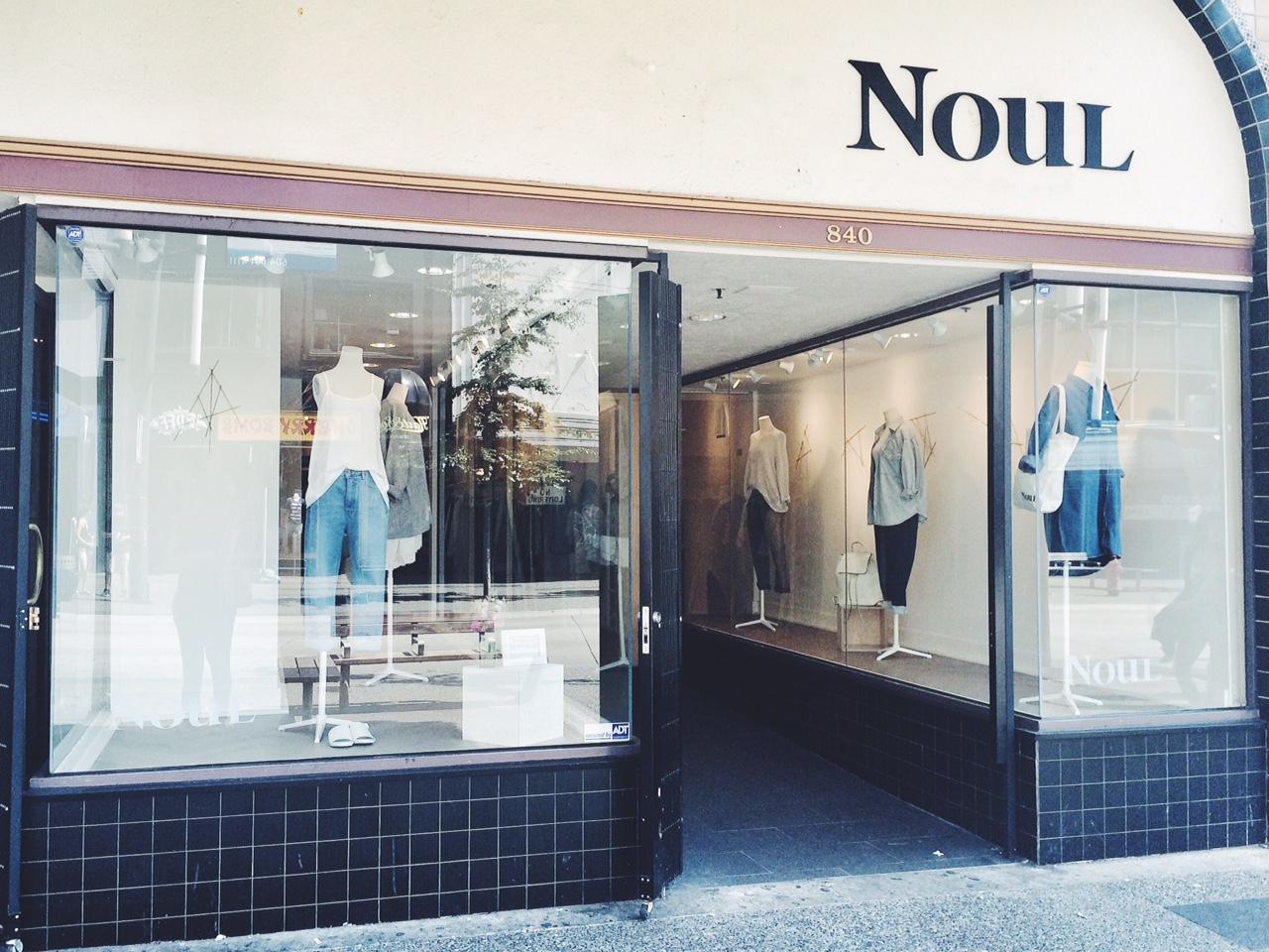 Winkelen Vancouver
