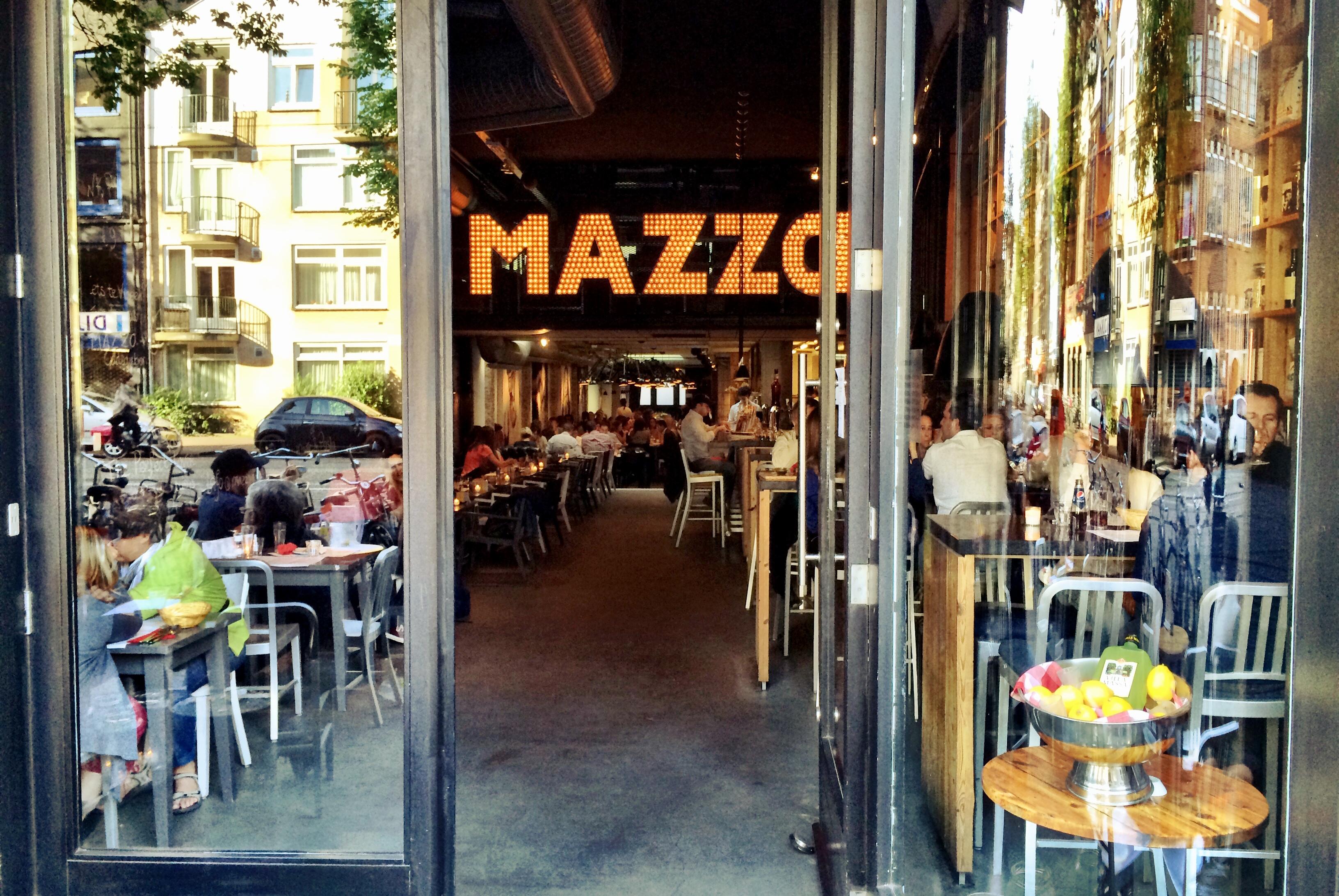 restaurant amsterdam italiaans