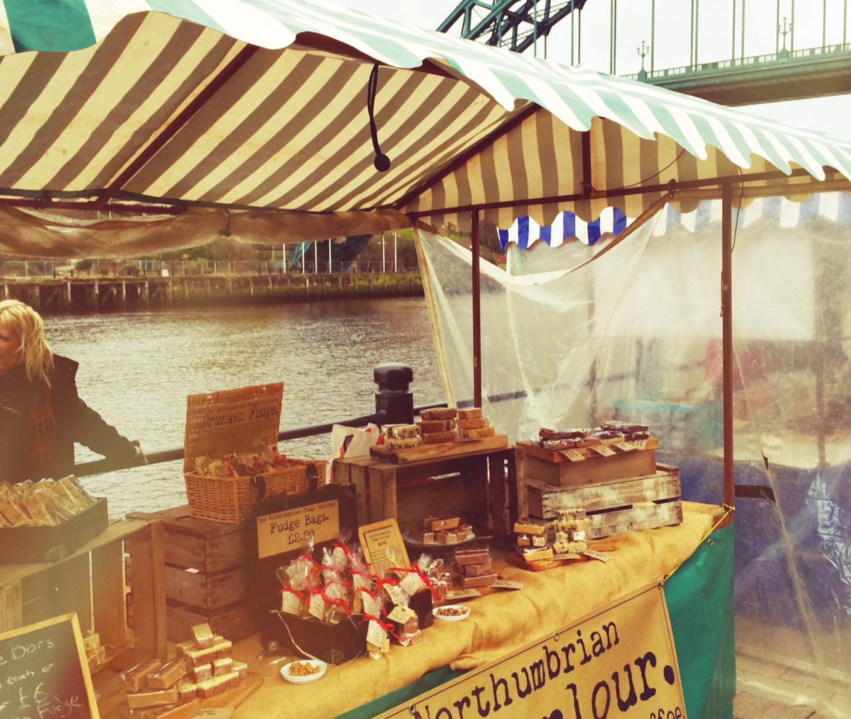 Sunday Market Newcastle