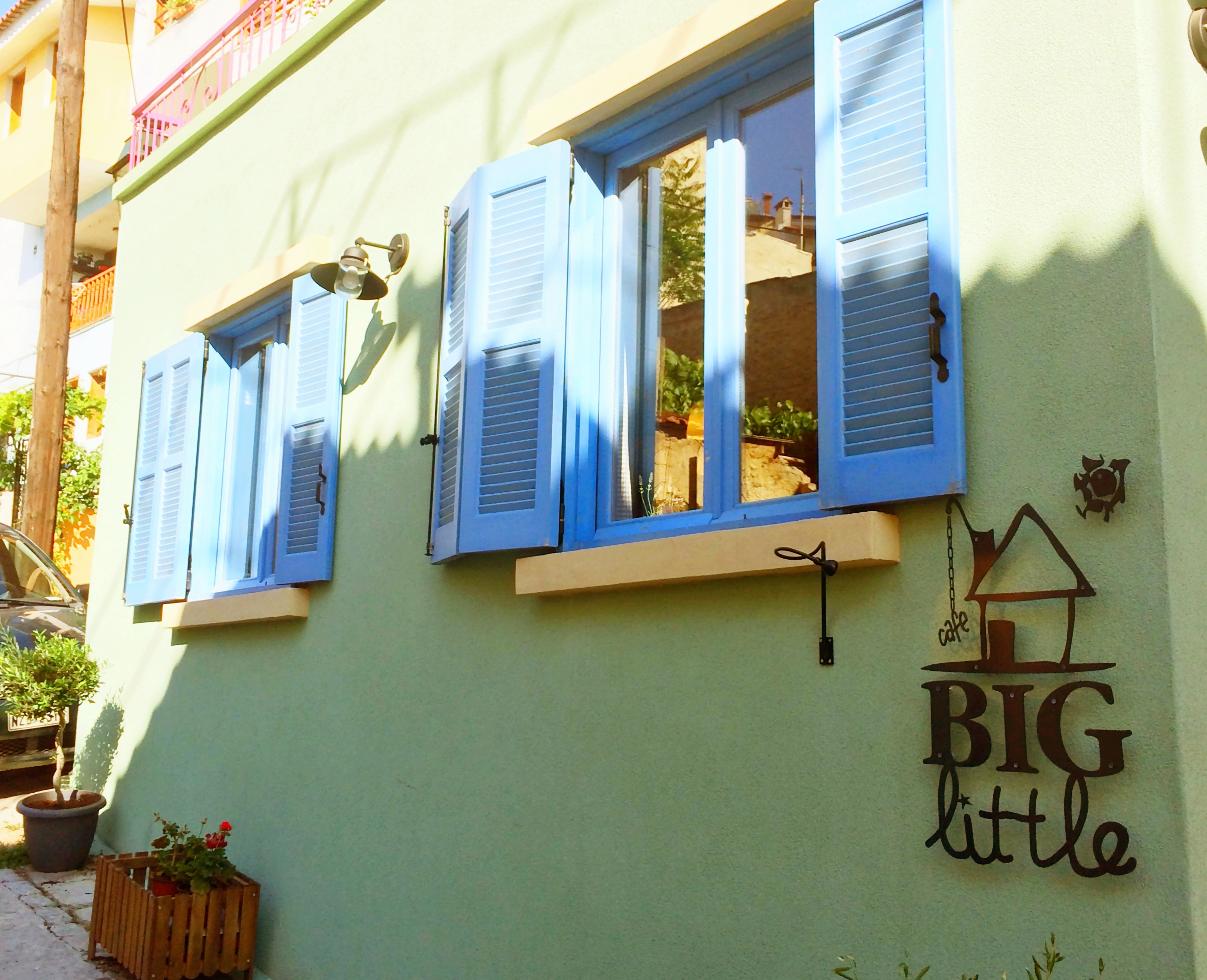 guesthouse Thessaloniki the little big
