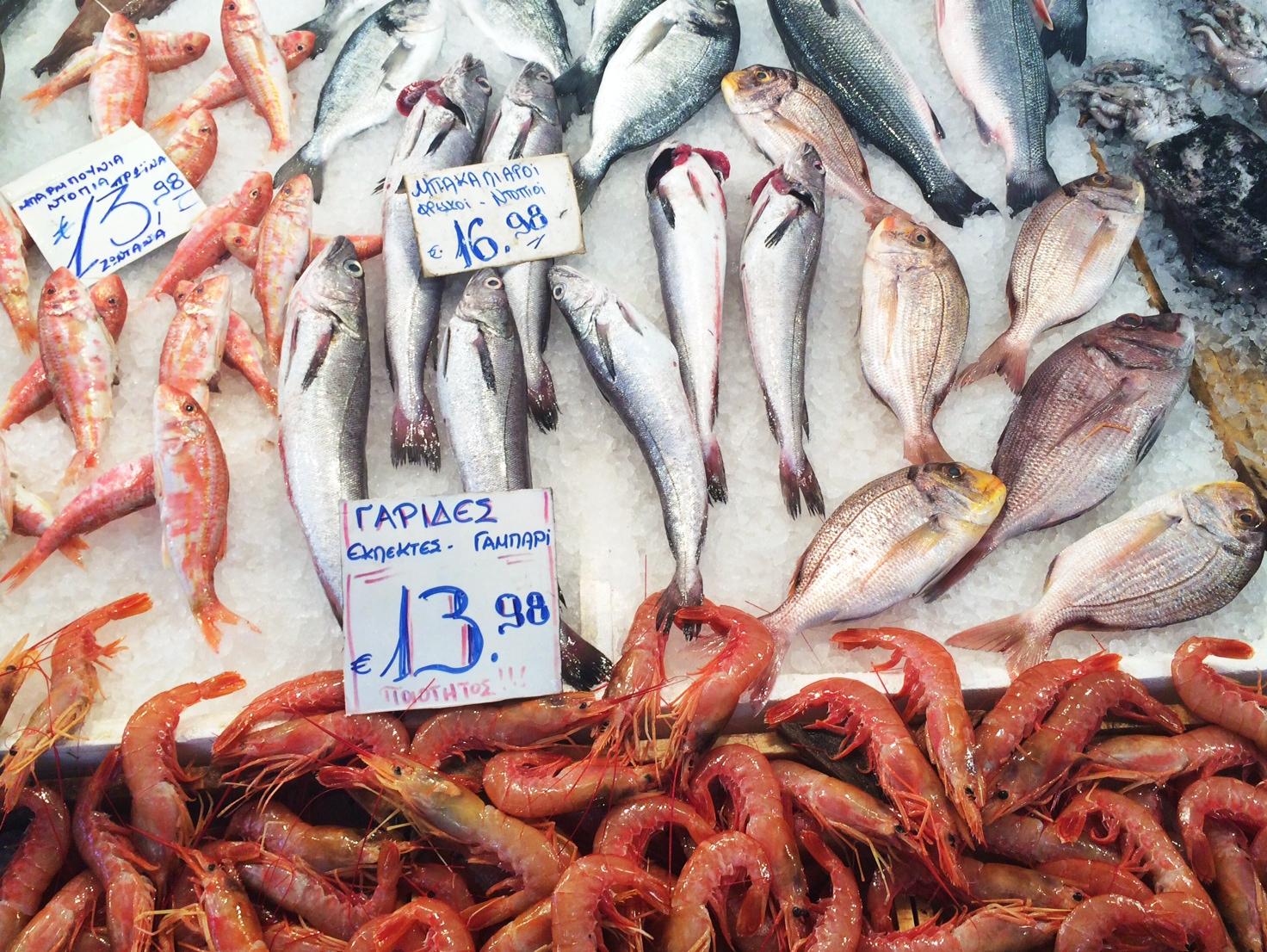 Central Market Athene