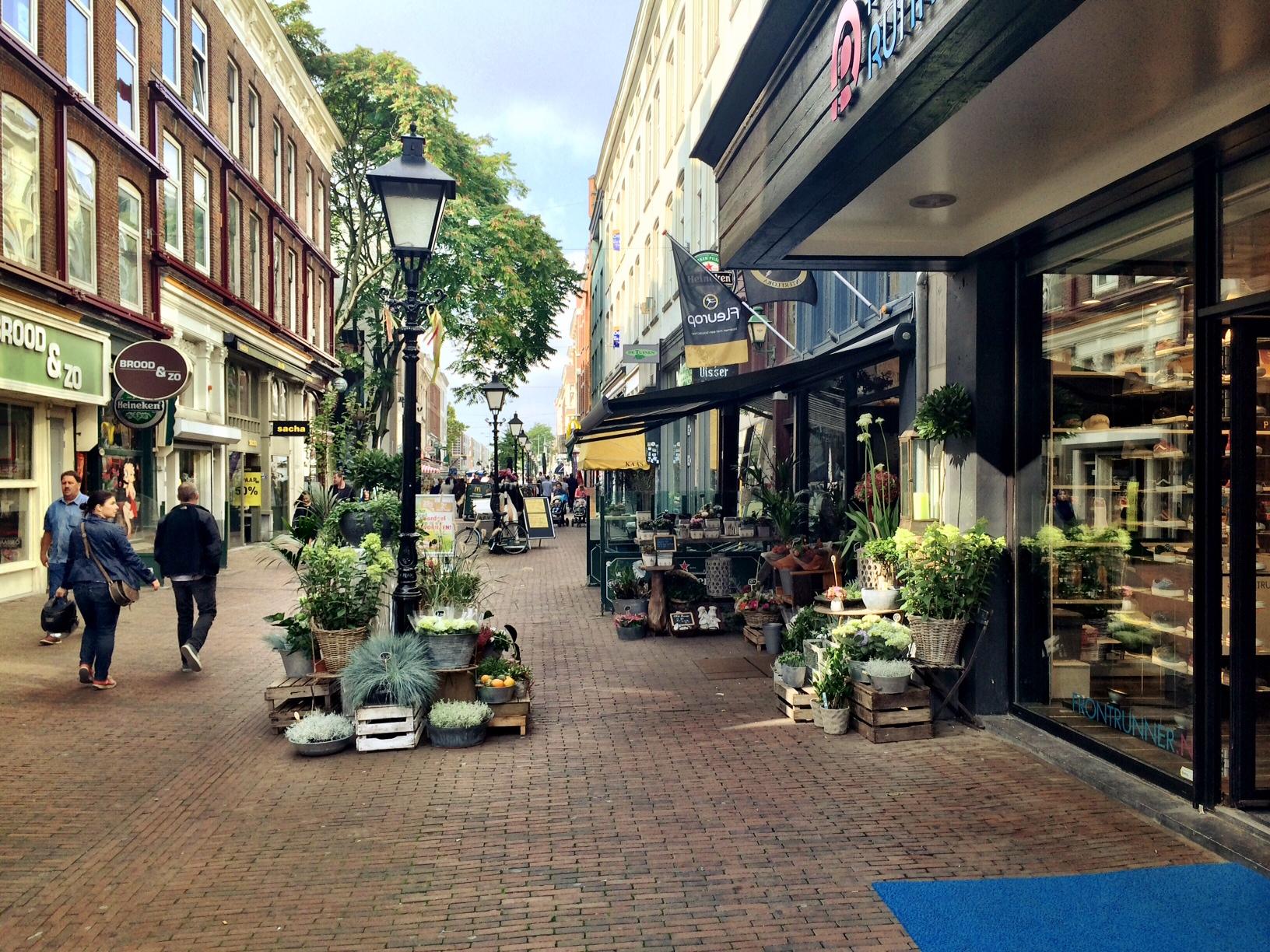 Winkelen Rotterdam