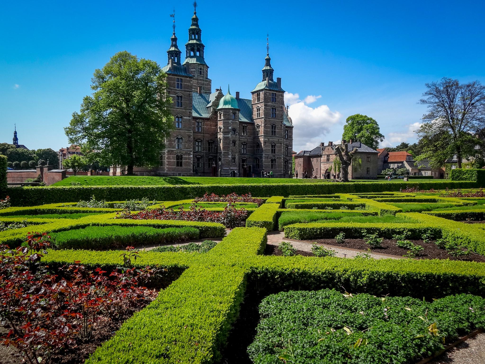 Rosenborg Castle Kopenhagen
