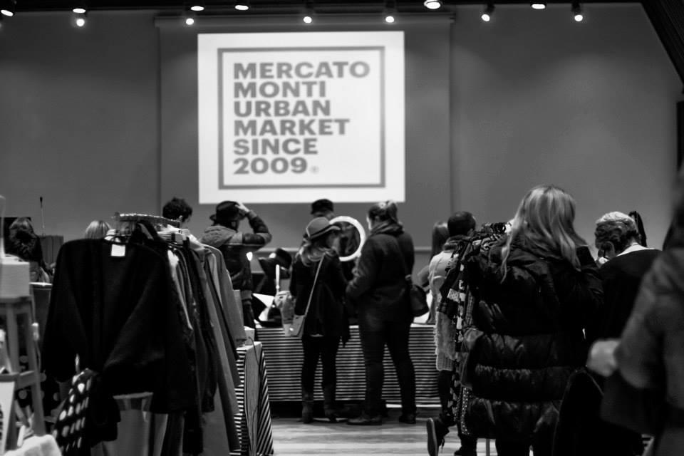 Mercato Monti Rome