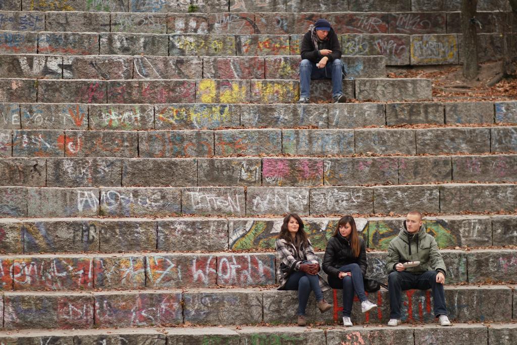 Mauerpark Berlin - Prenzlauer Berg