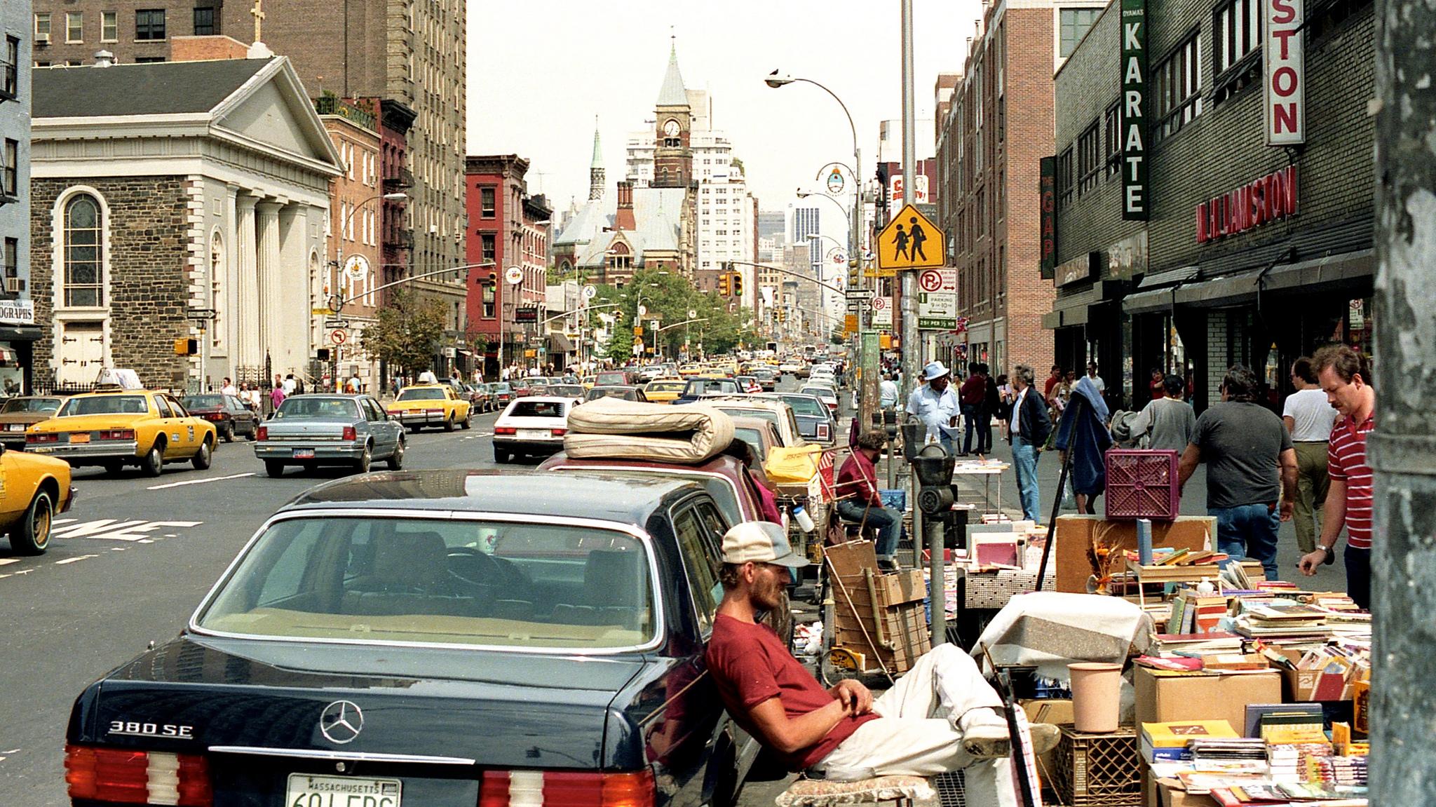 Soho Noho New York