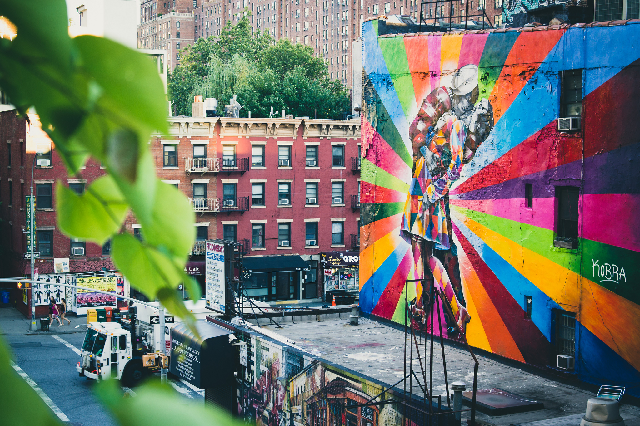 Meatpacking District New York