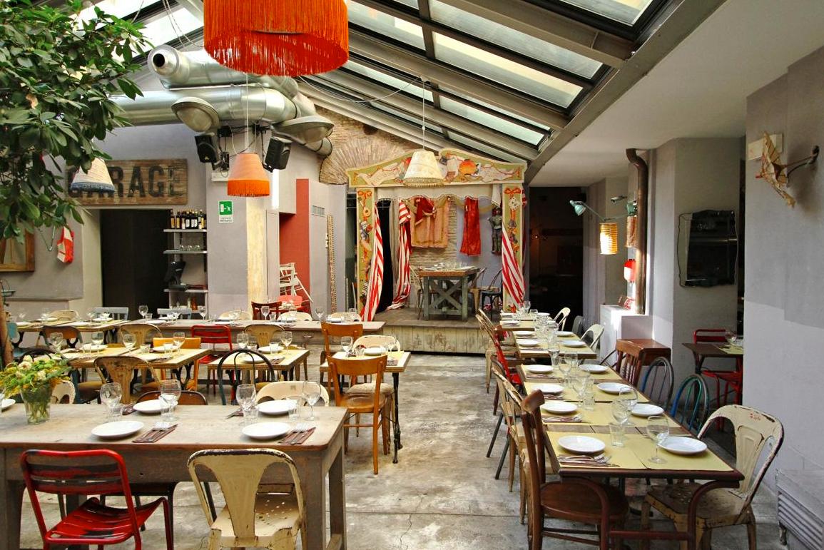 Bar del Fico - restaurant Rome