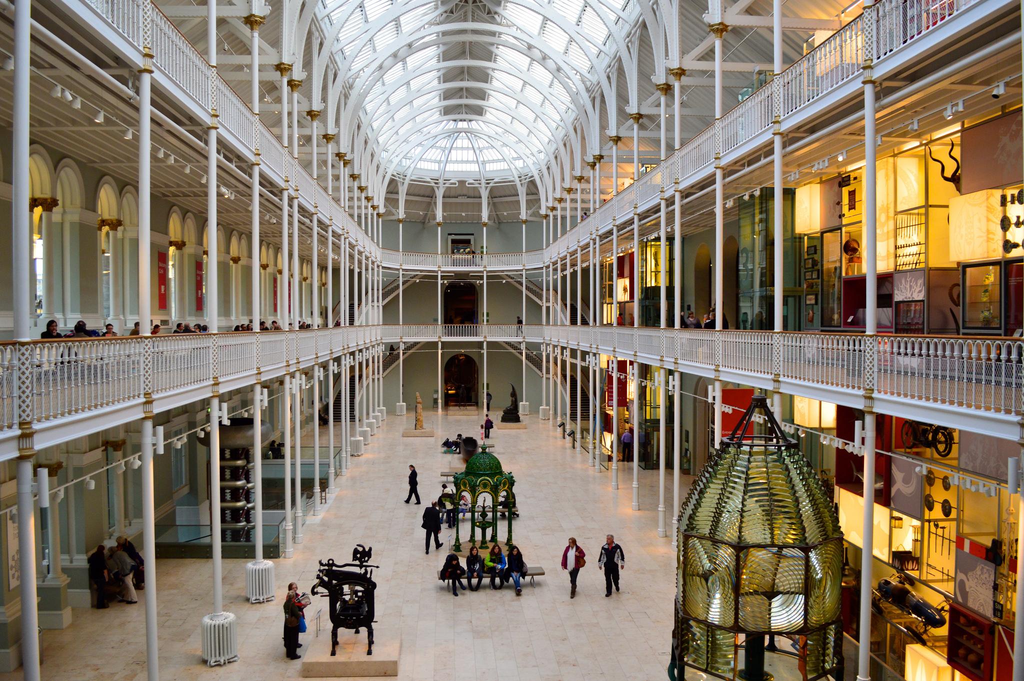 National Museum Scotland Edinburgh