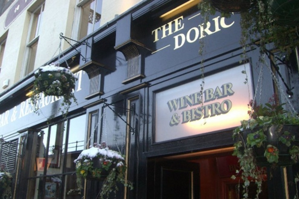 The Doric Pub Edinburgh