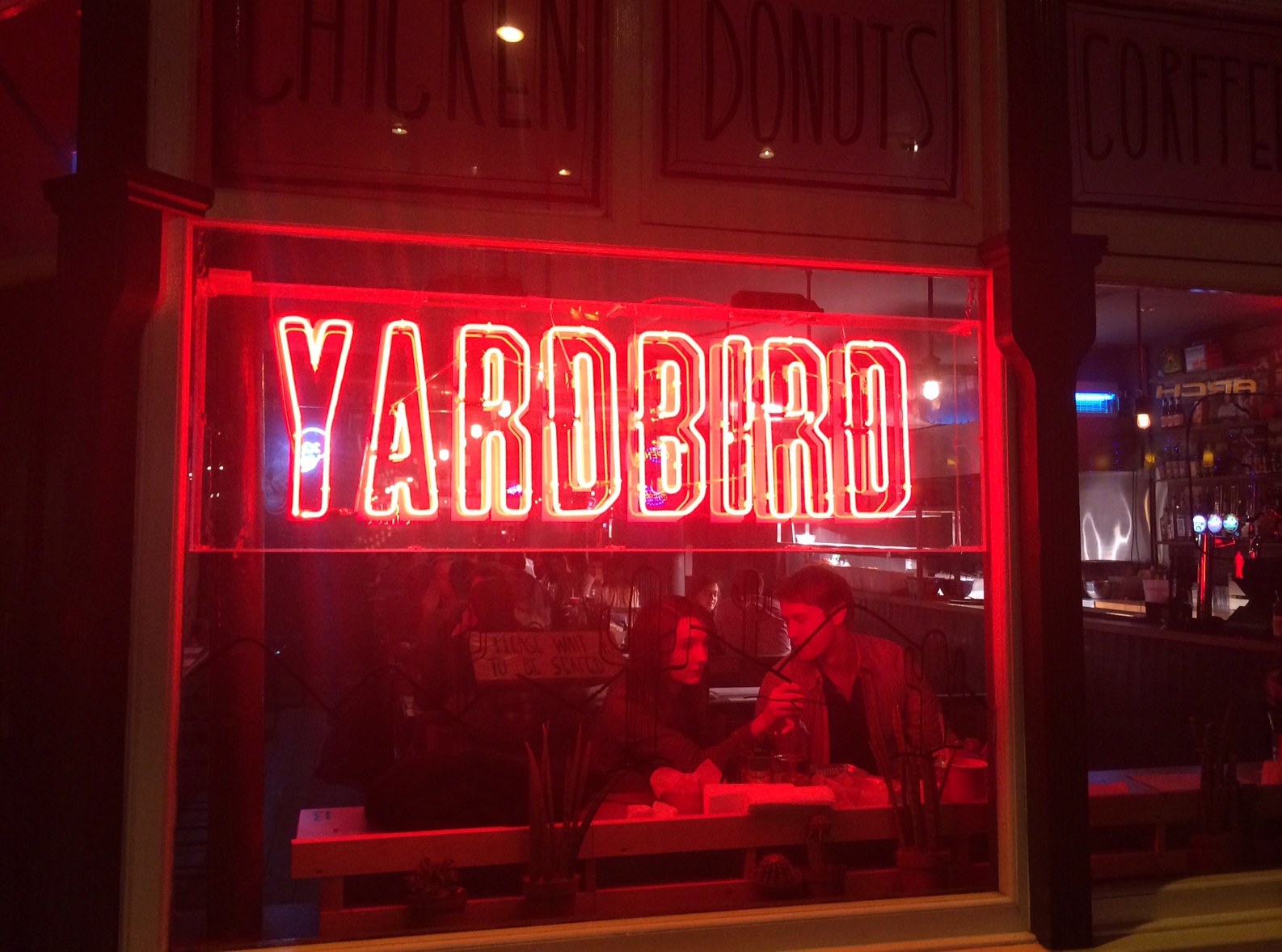 Yardbird Liverpool