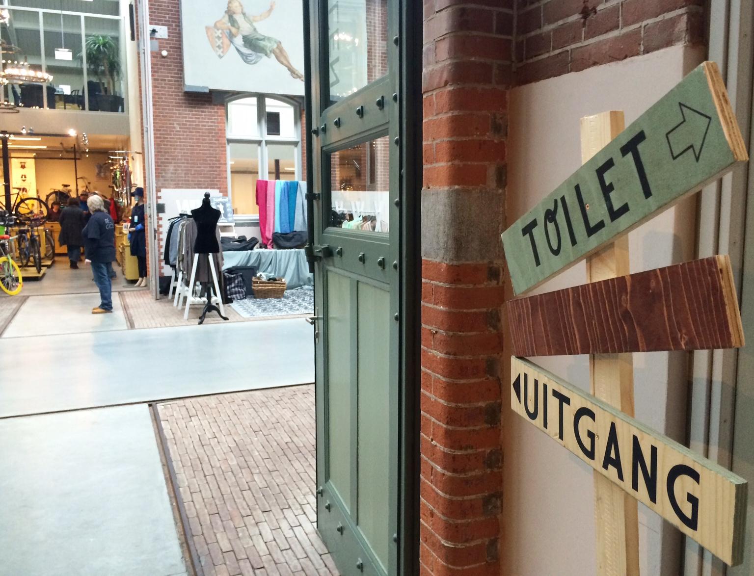 Local Goods Market de Hallen Amsterdam