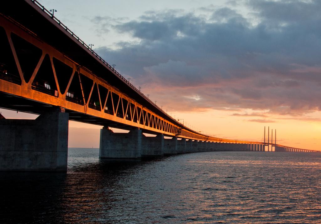 The Bridge - Kopenhagen en Malmö