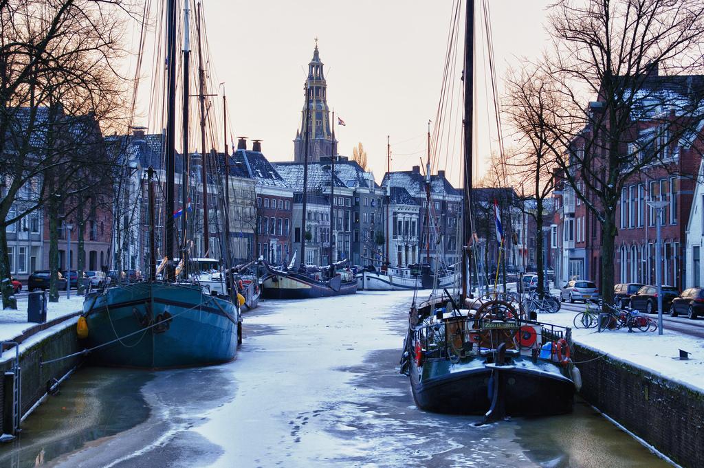Nederlandse steden - Groningen