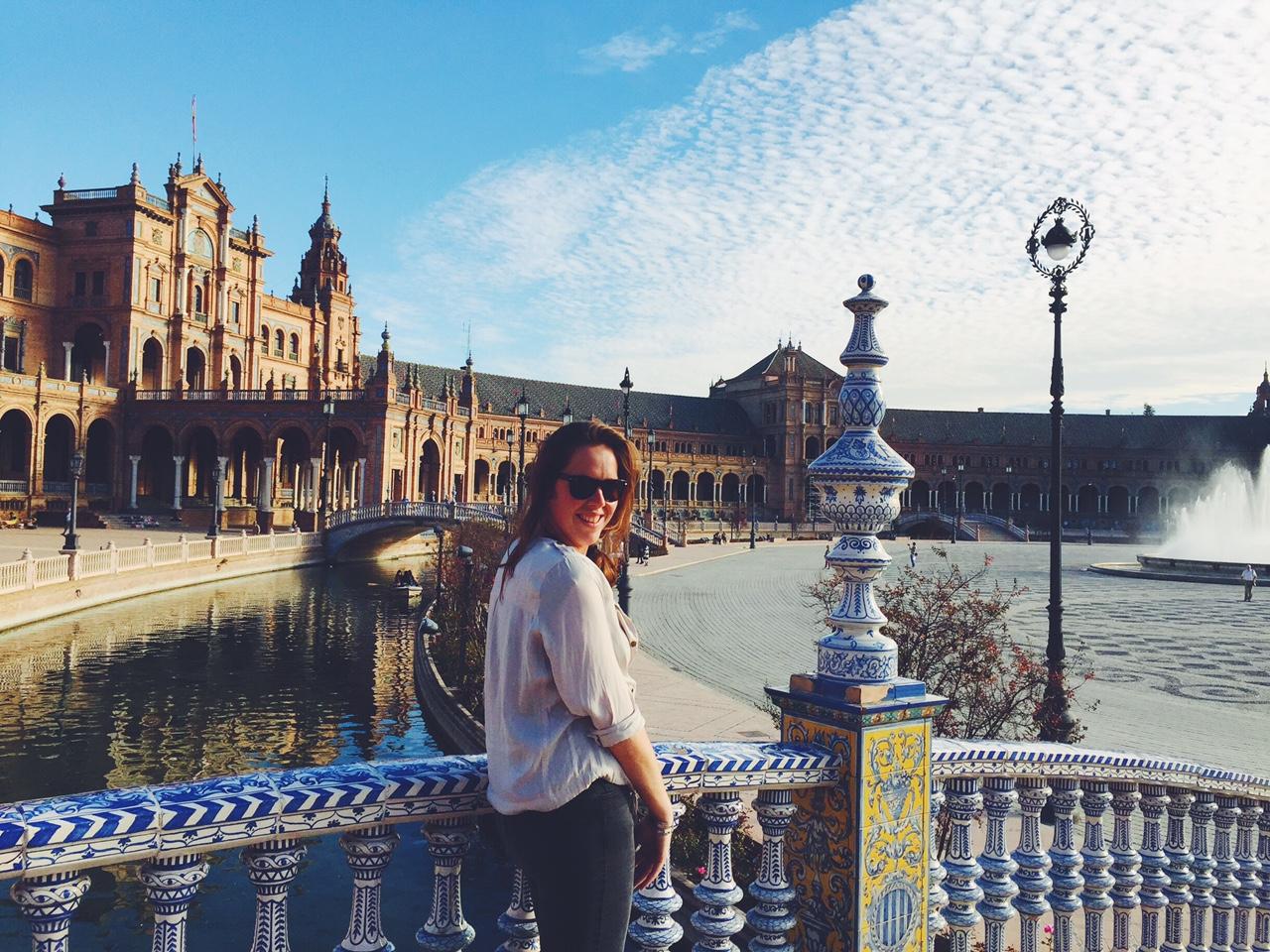 Sevilla in instagrams