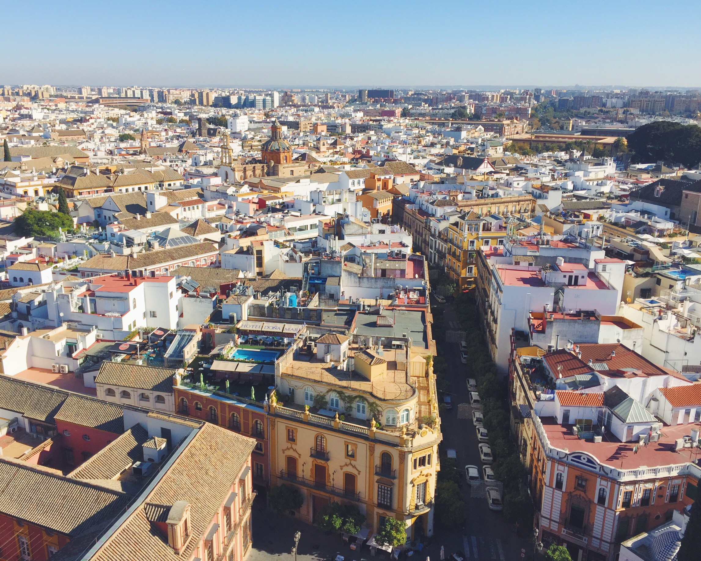 Weekendje weg Sevilla